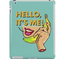 Hello, It's Me iPad Case/Skin