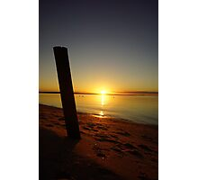 Great Ocean Sunset Photographic Print