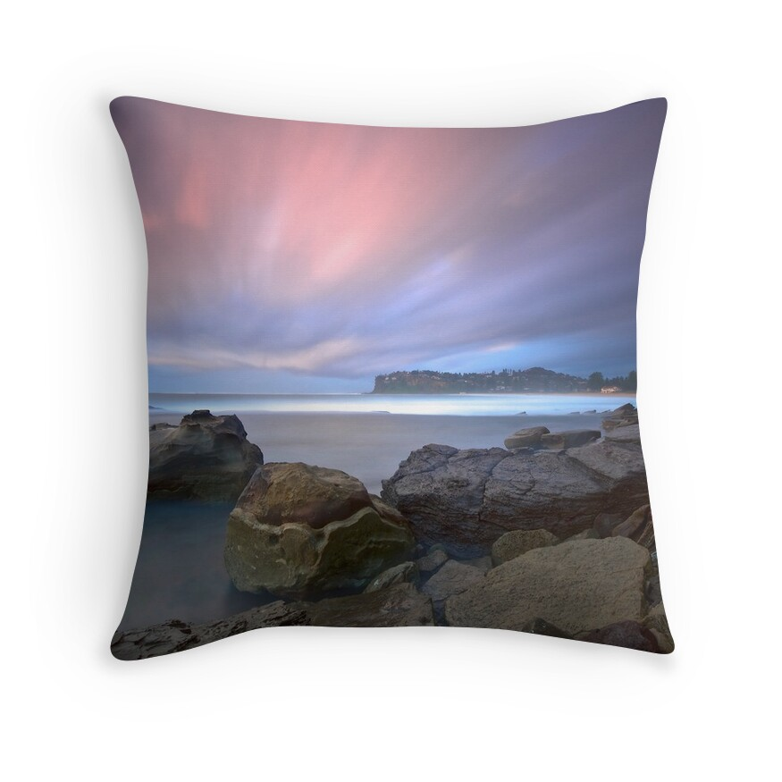Throw Pillows By Newport :