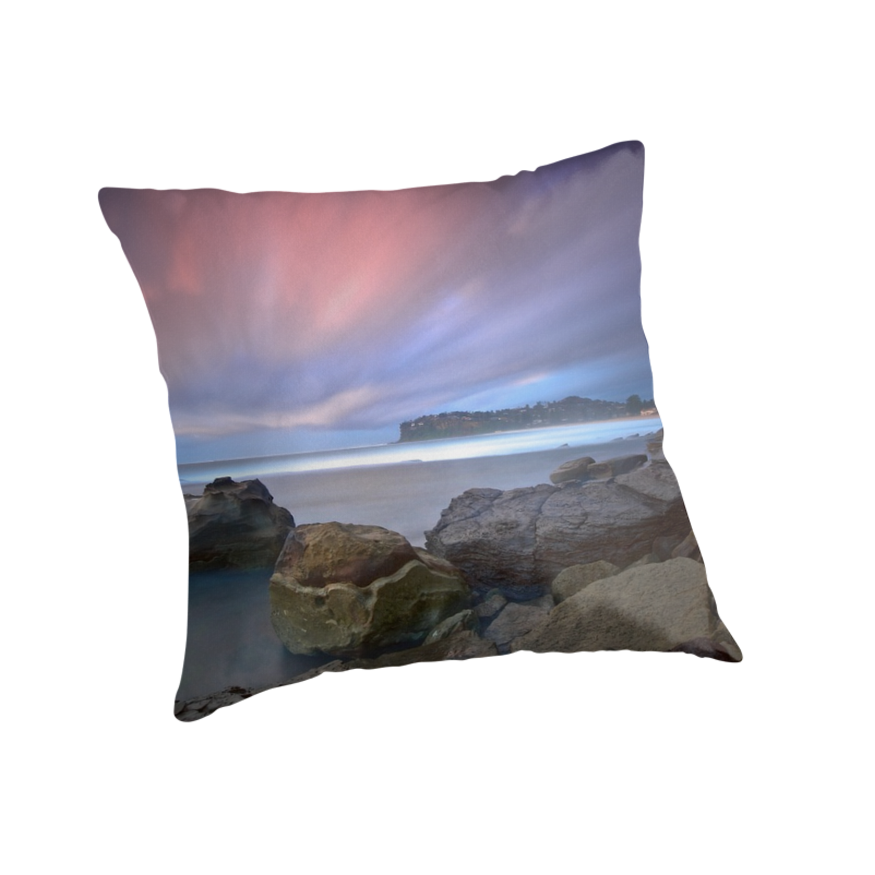 Newport Throw Pillows Birds :