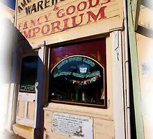 American Tobacco Warehouse, Gulgong, NSW by Ian Ramsay