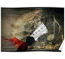 cranium full of musique Poster