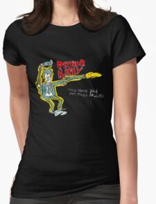 Dirtier Harry Womens Fitted T-Shirt