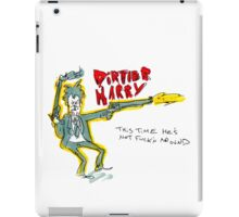 Dirtier Harry iPad Case/Skin