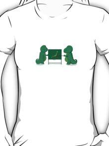 Godzilla's plan T-Shirt