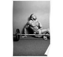 Model: Alex Williams Poster