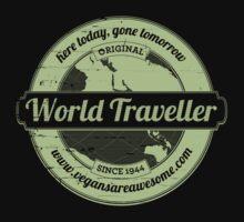 World Traveller - Dreamtime T-Shirt