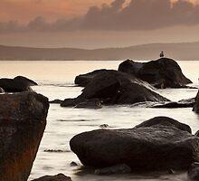 Dixons Beach Sunrise #12 by Chris Cobern