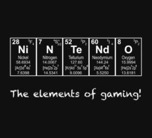 Elements of Gaming by OldManLink