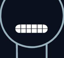 Keep Your Teeth Clean -- WPA Sticker