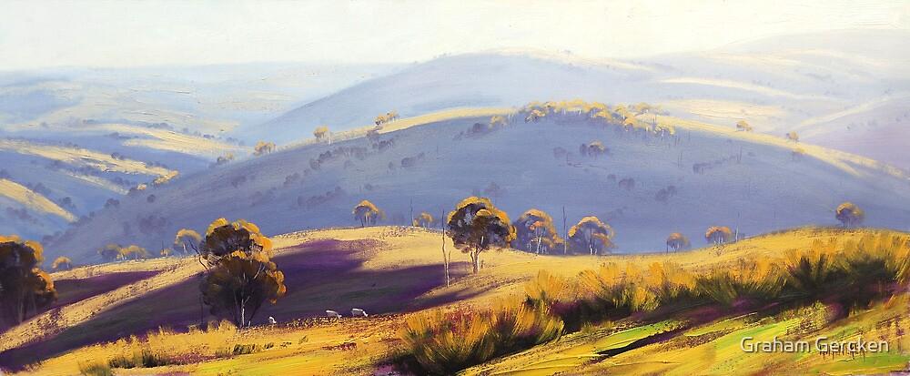 Megalong Valley by Graham Gercken