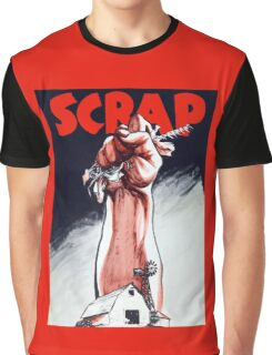 Scrap -- WWII Graphic T-Shirt