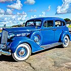 Packard 1937 120C by albertross