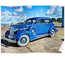 Packard 1937 120C Poster