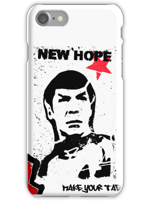Spock case by PASLIER Morgan