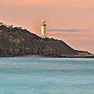 Norah Head Lighthouse by bazcelt