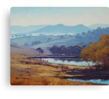 Early Morning Tarana Canvas Print