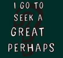 The Great Perhaps T-Shirt