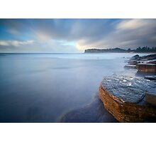 The Streak - Newport NSW Photographic Print