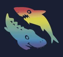Shark Kids Tee