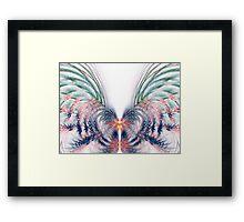 Pure Heart Framed Print