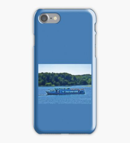 Small Boat iPhone Case/Skin