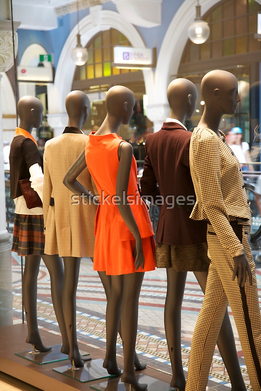 cityscapes #226, in orange by stickelsimages