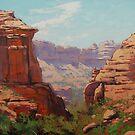 Canyon Corner by Graham Gercken
