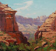 Canyon Corner by Graham Gercken
