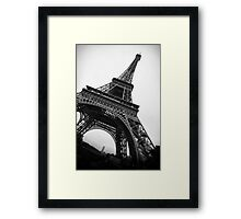 Eiffel Tower Framed Print