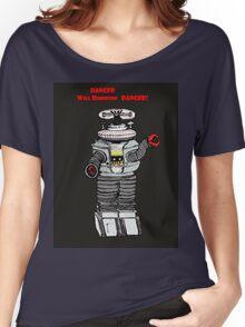 Danger WIll Robinson, Danger! Women's Relaxed Fit T-Shirt