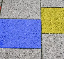 My Mondrian by NafetsNuarb