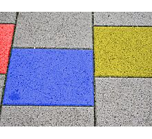 My Mondrian Photographic Print