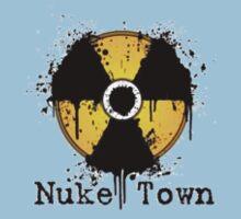 Nuke Town Kids Tee
