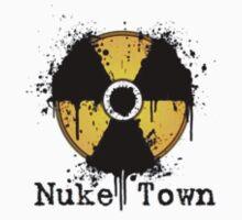 Nuke Town One Piece - Long Sleeve