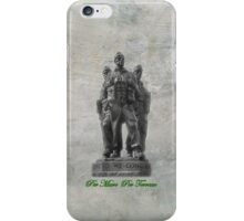 Per Mare Per Terram iPhone Case/Skin