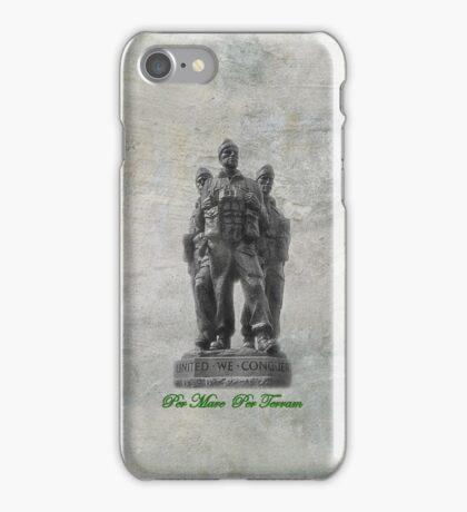 Per Mare Per Terram iPhone Case/Skin
