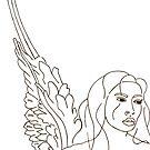 Angelic Chimera by Vikki-Rae Burns