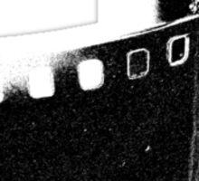 Analog life, 35mm film Sticker