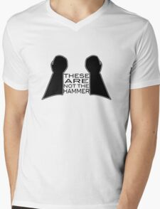 These Are Not The Hammer Mens V-Neck T-Shirt