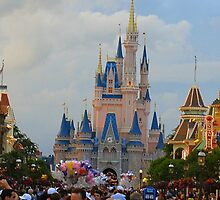 Magic Kingdom by solostinlost