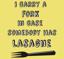 Lasagne Fork T-Shirt