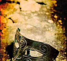 Masquerade mask by Sharonroseart