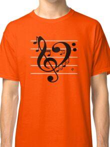 Love Music II Classic T-Shirt