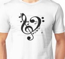 Love Music II Unisex T-Shirt