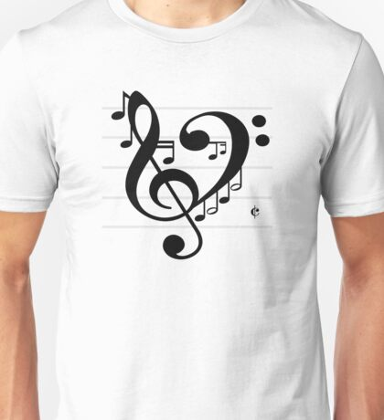 Love Music II Unisex T-Shirt