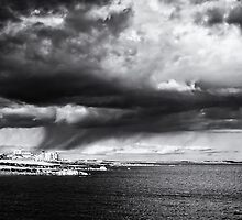 rain clouds.. by Michelle McMahon