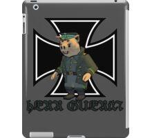 Herr Guerin iPad Case/Skin