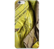 Recycling case iPhone Case/Skin