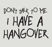 Hangover Days by Roseanna19